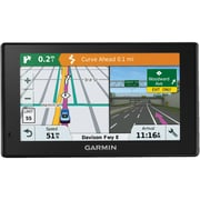 "Garmin Refurbished DriveSmart 51 LMT-S 5"" GPS Navigator with Lifetime Maps of the US & Canada & Live Traffic"