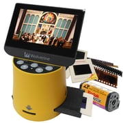 Wolverine Titan 8-In-One Film To Digital Converte, Converts 8 Types Film And Negative To Digital (F2Dtitan)