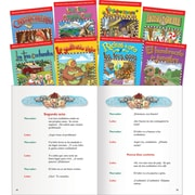 Teacher Created Materials Reader's Theater, Folk & Fairy Tales Spanish Set (12094)