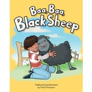 Teacher Created Materials Physical Book Baa, Baa, Black Sheep Lap Book (12484)