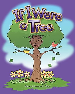 Teacher Created Materials Physical Book If I Were a Tree Lap Book (12488)