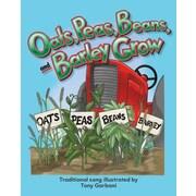 Teacher Created Materials Physical Book Oats, Peas, Beans, and Barley Grow Lap Book (12490)