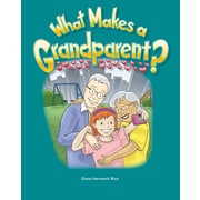 Teacher Created Materials Physical Book What Makes a Grandparent? Lap Book (12817)