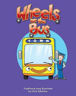 Teacher Created Materials Physical Book Wheels on the Bus Lap Book (12825)