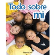 Teacher Created Materials Physical Book Todo sobre mí (All About Me) Lap Book (12943)