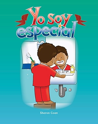 Teacher Created Materials Physical Book Yo soy especial (Special Me) Lap Book (12945)