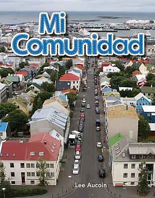Teacher Created Materials Physical Book Mi comunidad (My Community) Lap Book (12949)