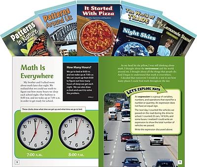 Teacher Created Materials Algebra and Algebraic Thinking Set, Grades 3-5 (13082)