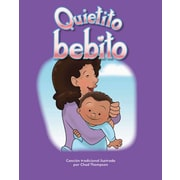 Teacher Created Materials Physical Book Quietito bebito (Hush, Little Baby) Lap Book (13112)