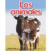 Teacher Created Materials Physical Book Los animales (Animals) Lap Book (13119)