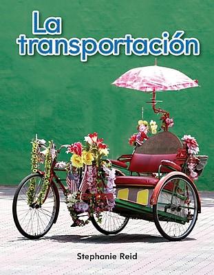 Teacher Created Materials Physical Book La transportación (Transportation) Lap Book (13127)