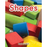 Teacher Created Materials Physical Book Shapes Lap Book (13326)