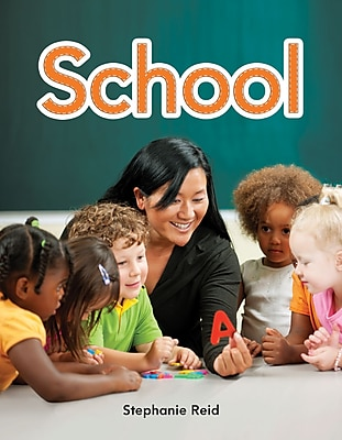 Teacher Created Materials Physical Book School Lap Book (13354)