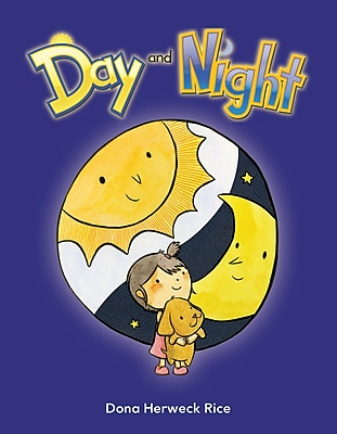 Teacher Created Materials Physical Book Day and Night Lap Book (14492)