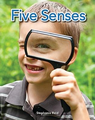 Teacher Created Materials Physical Book Five Senses Lap Book (14523)