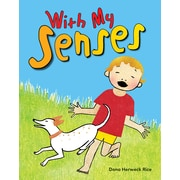 Teacher Created Materials Physical Book With My Senses Lap Book (14525)