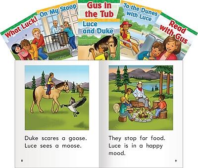 Teacher Created Materials Short and Long U Storybooks Set (16093)