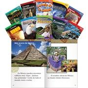 Teacher Created Materials TIME FOR KIDS® Informational Text, Grade 2 Spanish Set 1, 10-Book Set (16102)