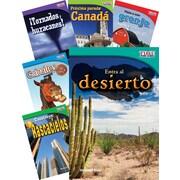 Teacher Created Materials TIME FOR KIDS® Informational Text, Grade 2 Spanish Set 2, 10-Book Set (16104)