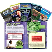 Teacher Created Materials Math Readers for Middle School Set 1 (16122)