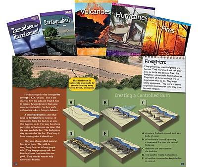 Teacher Created Materials Natural Disasters Set, Grades 1-2 (16139)