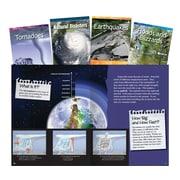 Teacher Created Materials Natural Disasters Set, Grades 3-5 (16141)