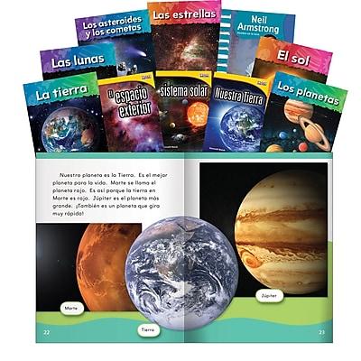 Teacher Created Materials Space Exploration Set Spanish (16143)