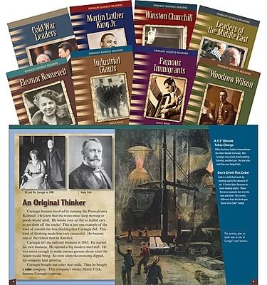 Teacher Created Materials 20th Century Leader Set (16156)