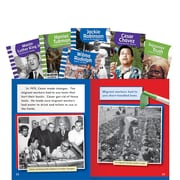 Teacher Created Materials Equality for All, Book Set, Grades 1-2 (16158)