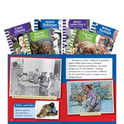 Teacher Created Materials Equality for All Spanish, Book Set, Grades 1-2 (16159)