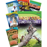 Teacher Created Materials TIME FOR KIDS® Informational Text, Grade 4 Spanish 30-Book Set (18386)