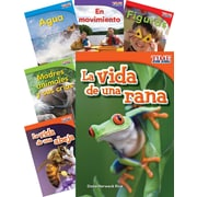 Teacher Created Materials TIME FOR KIDS® Informational Text, Grade 1 Readers Spanish 30-Book Set (18392)