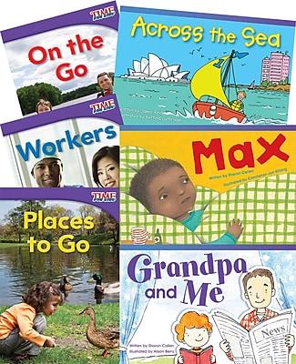Teacher Created Materials In the Community 6-Book Set (20205)