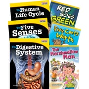 Teacher Created Materials How Our Body Works 6-Book Set (20206)