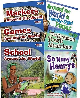 Teacher Created Materials World of Wonder 6-Book Set (20211)
