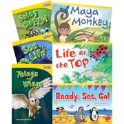 Teacher Created Materials Animal Groups 6-Book Set (20215)