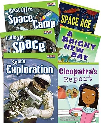 Teacher Created Materials Blast into Space 6-Book Set (20224)