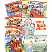 Teacher Created Materials Count on Math, 6-Book Set (20238)