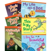 Teacher Created Materials Life Cycles, 6-Book Set (20240)