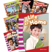 Teacher Created Materials Community and Family, 6-Book Set (20600)