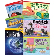 Teacher Created Materials Literary & Informational Text, Grade 2 60-Book Set (21211)