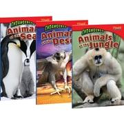 Teacher Created Materials Endangered 3-Book Bundle (21407)