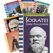 Teacher Created Materials Ancient Leaders, 6-Book Set (21876)