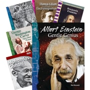 Teacher Created Materials Biographies 2-3, 10-Book Set (21891)