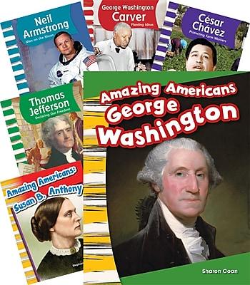 Teacher Created Materials Biographies K-1, 10-Book Set (21893)