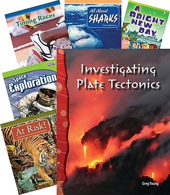 Teacher Created Materials Book Room Collection, Grades 3-5 Set 2 (22005)