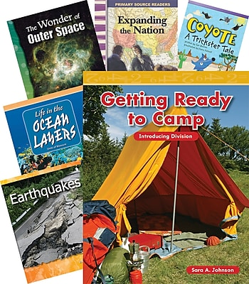 Teacher Created Materials Book Room Collection, Grades 3-5 Set 3 (22006)
