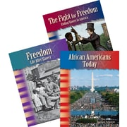 Teacher Created Materials African American History, 3-Book Set (22799)