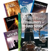Teacher Created Materials Biographies, Earth and Space Science 8-Book Set (22809)