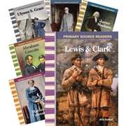 Teacher Created Materials Biographies of the 1800's, 8-Book Collection (22810)